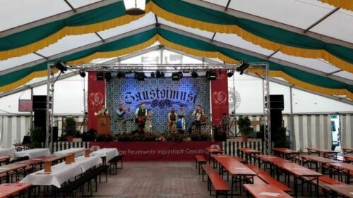 Feuerwehrfest Gerolfing